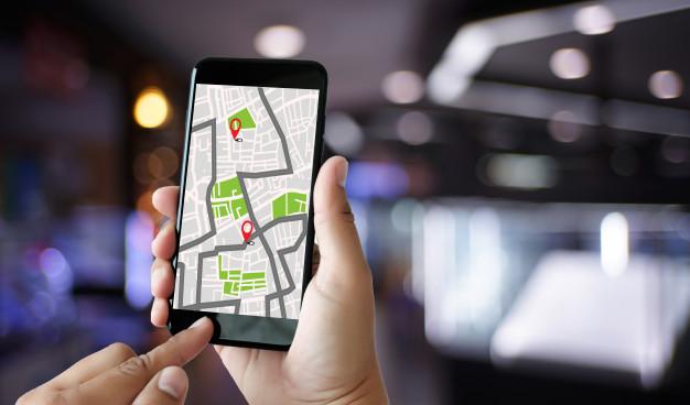GPS tracker Lima